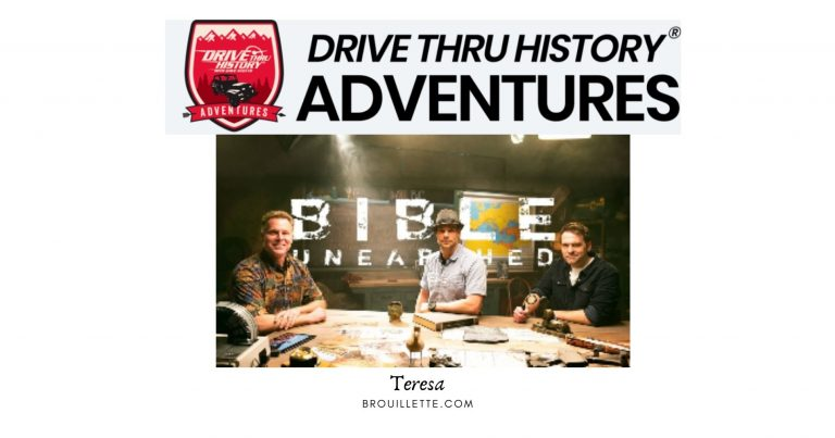Drive Thru History Adventures ~ Bible Unearthed {Review}