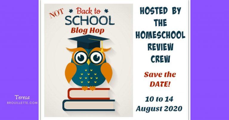 NOT Back to School Blog Hop