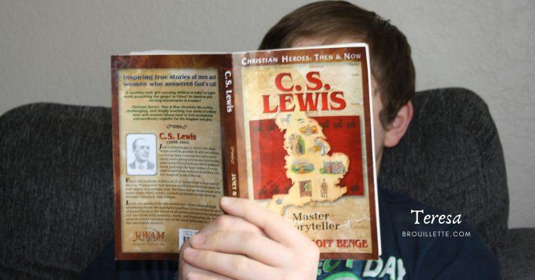 C.S. Lewis: Master Storyteller {Book Review}
