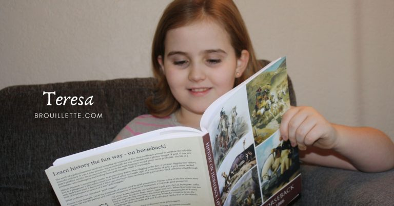 History On Horseback: The Early Years {Book Review}
