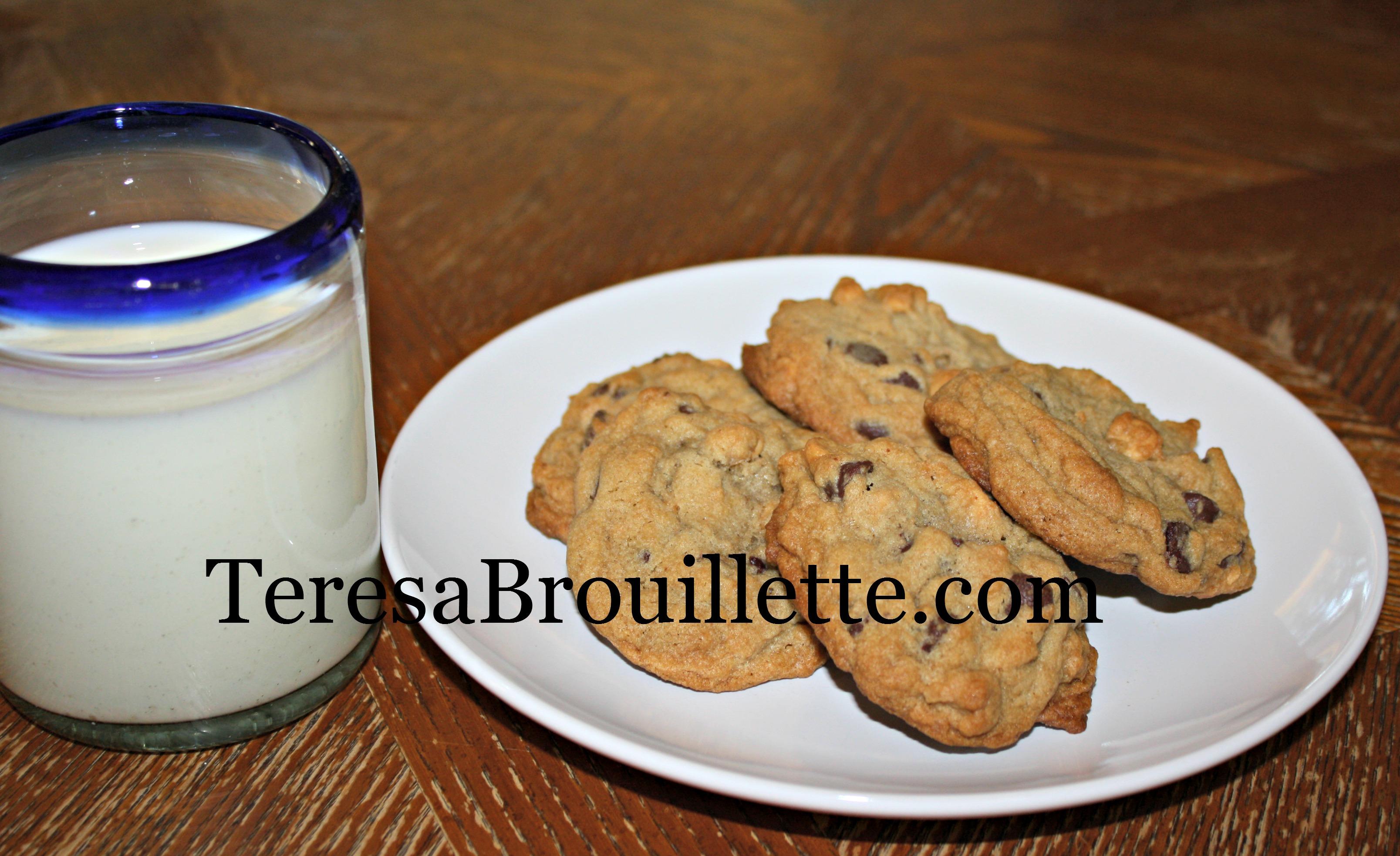 My Secret Drop Chip Cookie Recipe