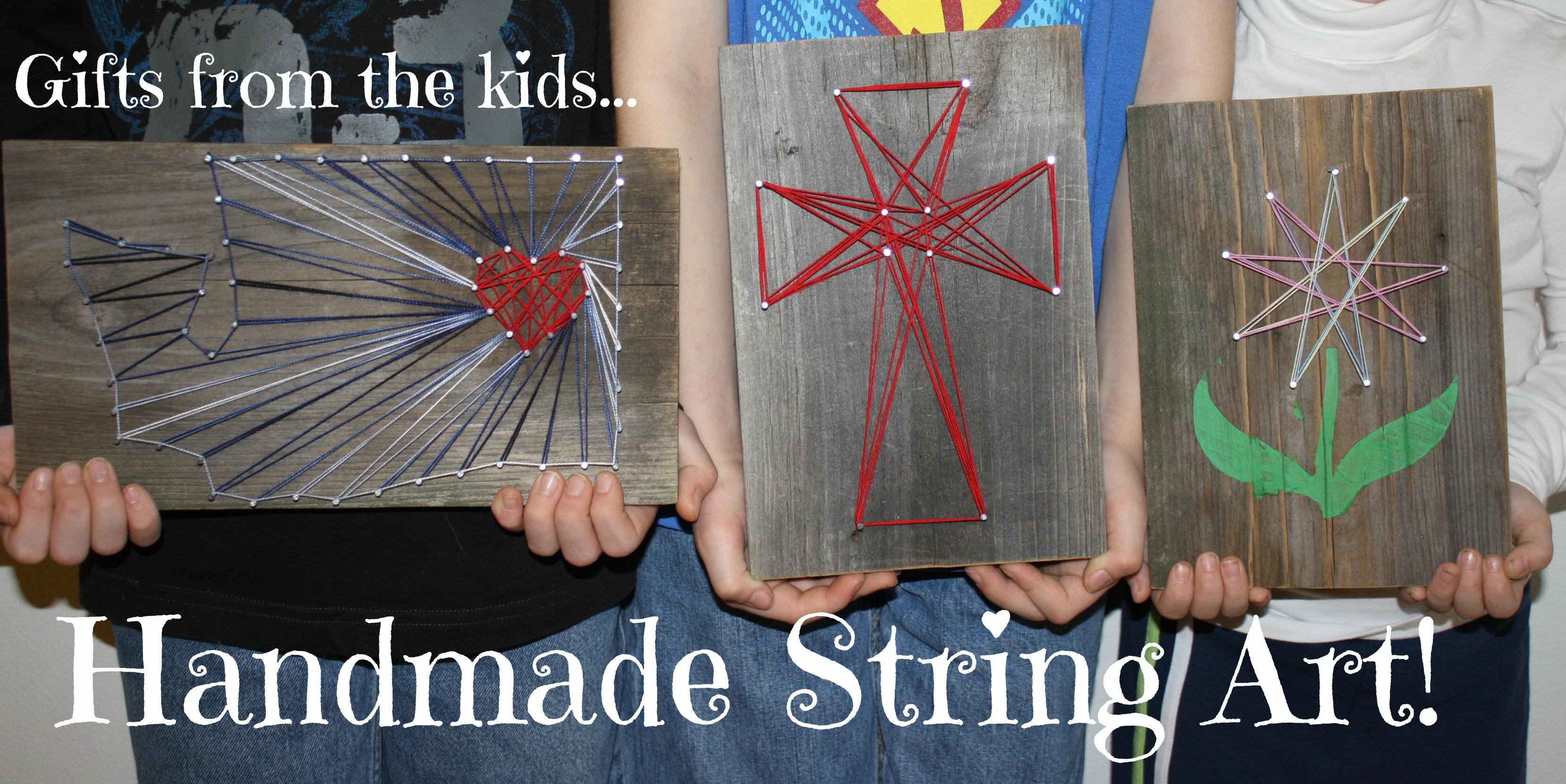 Handmade String Art