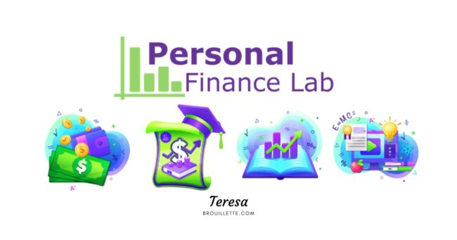 Personal Finance Lab