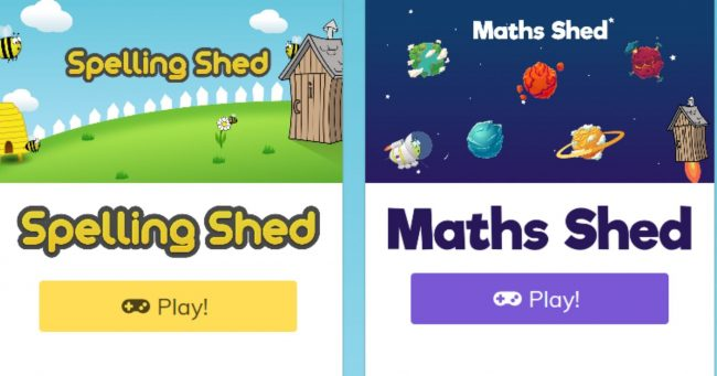 Spelling and Math Facts