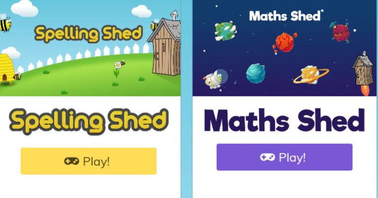 SpellingShed and MathShed {Review}