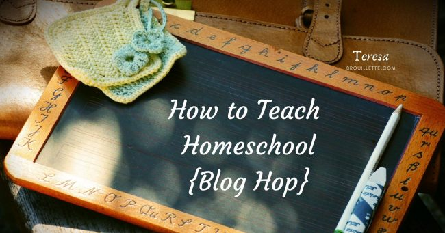 Teach Homeschool