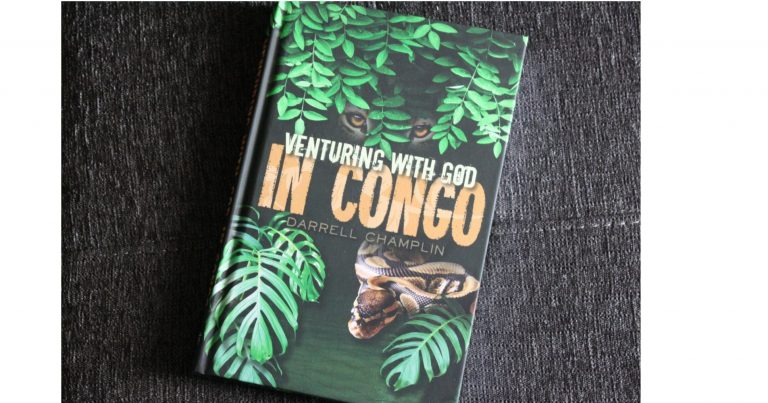 Venturing With God In Congo {Book Review}