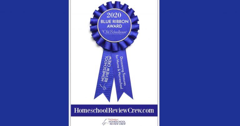 2020 Homeschool Review Crew Awards