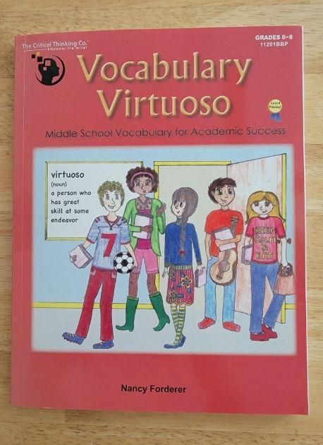 Vocabulary Virtuoso {Review}
