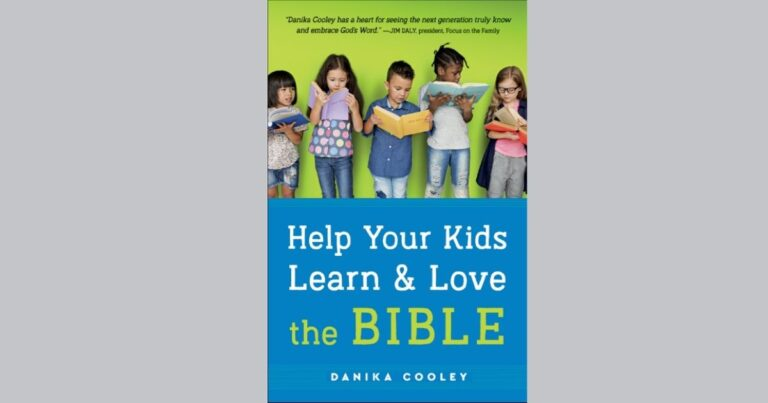 Help Your Kids Learn and Love the Bible {Book Review}