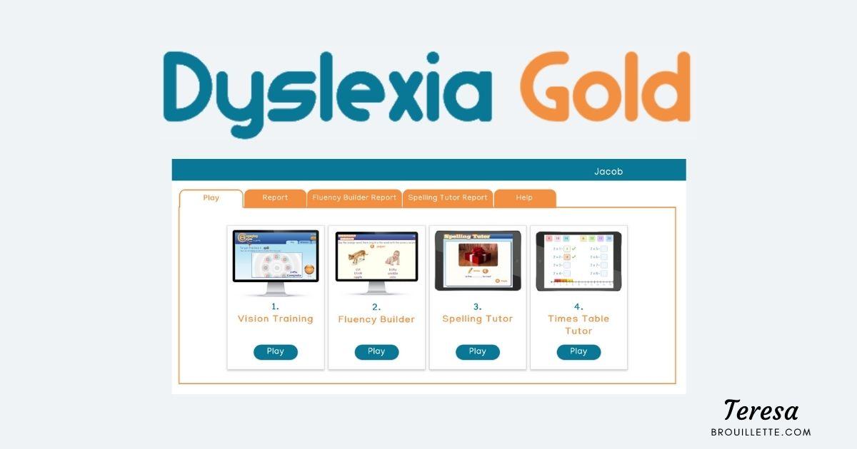 Dyslexia Gold {Review}