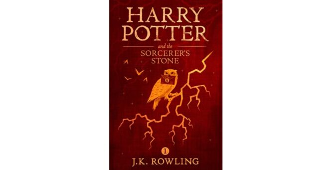 reading Harry Potter