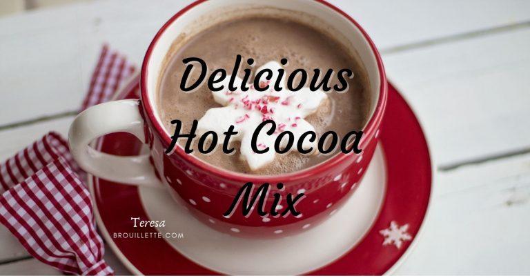 Delicious Hot Cocoa Mix