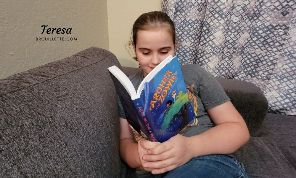 Archer and Zowie {Book Review}