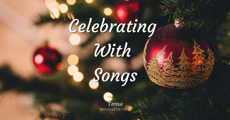 Celebrating With Songs